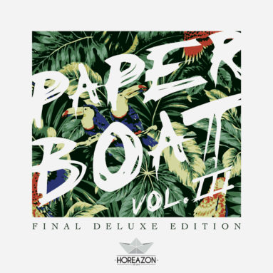 Horeazon - Paper Boat Vol.3
