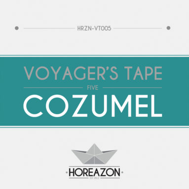 Voyager's Tape - Five - Mixed By Cozumel